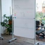 Mobile Whiteboard, Whiteboard, Acrylic Whiteboard
