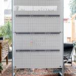 Acrylic Planner, Mobile Whiteboard, Portable Whiteboard. Planner Whiteboard, Custom Planner Whiteboard