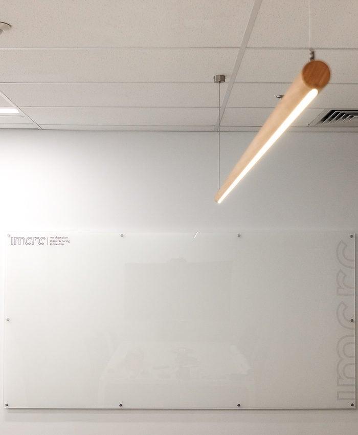 Acrylic Whiteboard, Boardroom, Custom Whiteboard, Logos, Bespoke Whiteboards