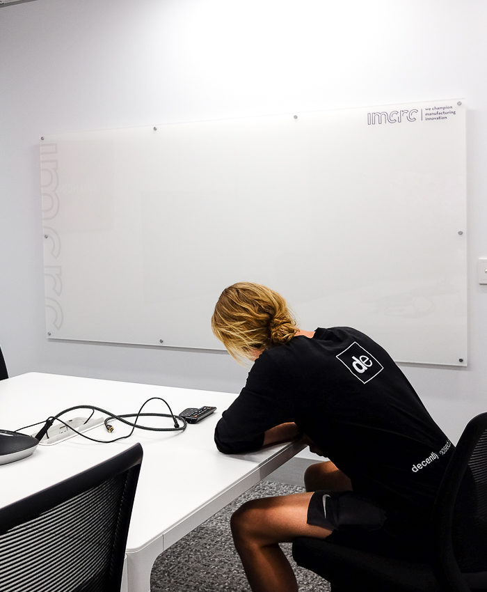 Acrylic Whiteboard, Boardroom, Custom Whiteboard, Logos, Bespoke Whiteboards