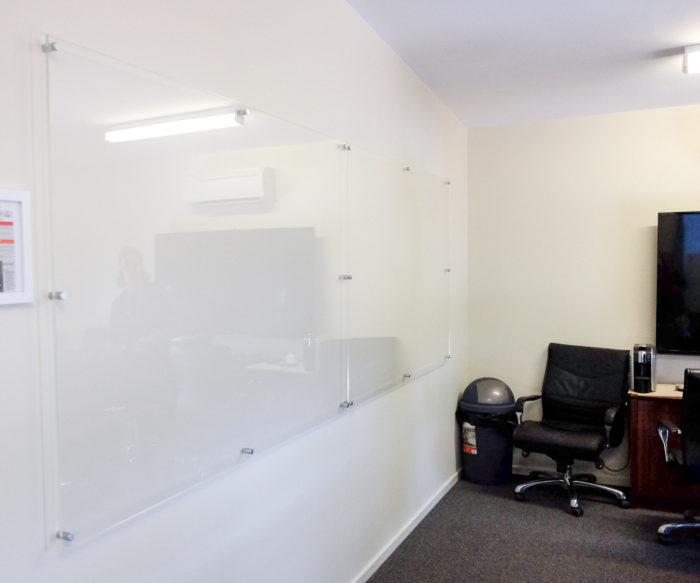 Perspex whiteboard, Acrylic Whiteboard, Wall Scrawl
